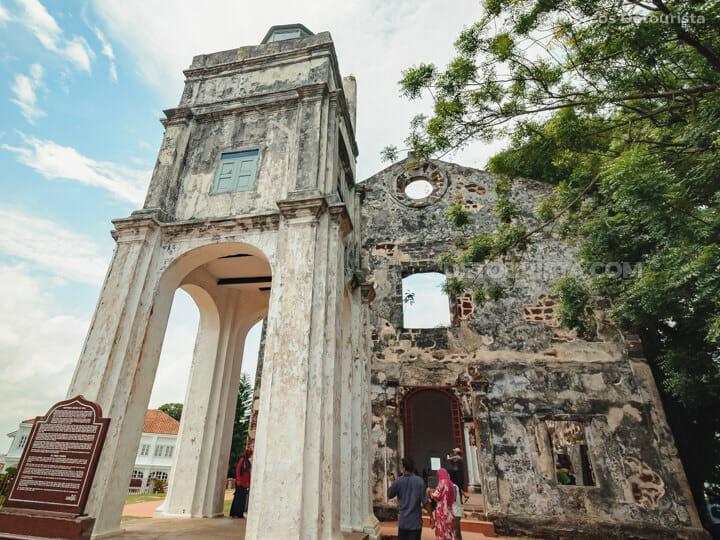St. Paul's Church, Melaka