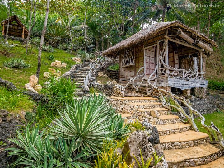 Sunset cottage at Nature's Eye Beach Resort