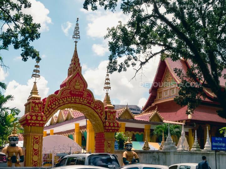 Wat Mixai (Temple), Vientiane