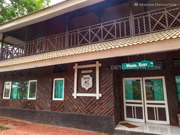 Wisma Rusa Homestay, Baluran National Park