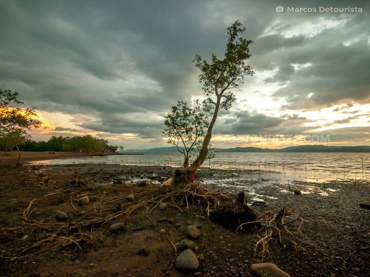 Banderahan Beach in Naval, Biliran, Philippines