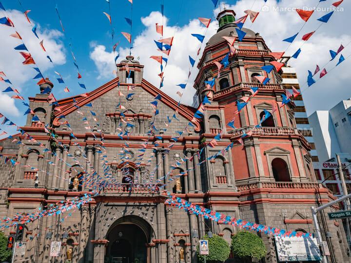 Binondo Church, Binondo (Manila Chinatown)