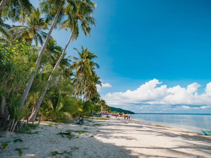 Caluya Poblacion Beach in Caluya, Antique, Philippines