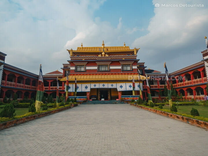 Canadian Temple, Lumbini