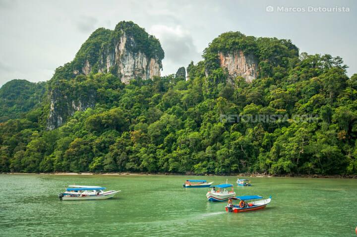 Dayang Bunting Lake, in Langkawi, Kedah, Malaysia