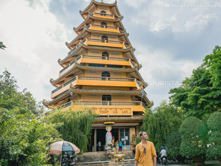 Giac Lam Pagoda, Ho Chi Minh