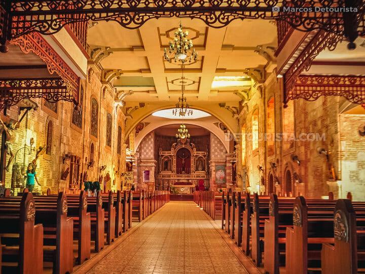 Gumaca Church, Quezon Province