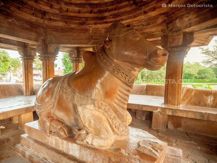 Nandi Shrine, Khajuraho