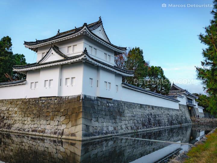 Nijō Castle (optional) in Kyoto, Japan