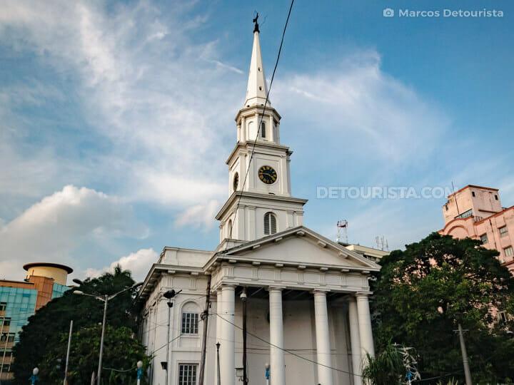 St. Andrew's Church, BBD Bagh, Kolkata, India