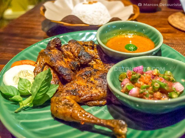 Taliwang Ayam