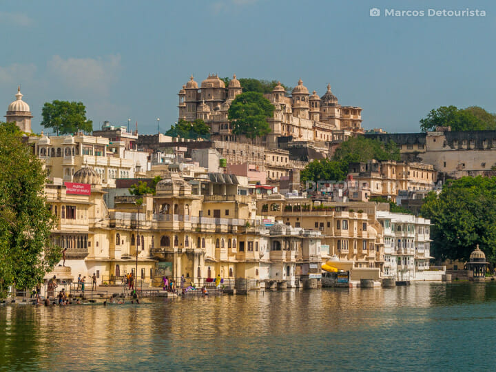 Udaipur Old City, India