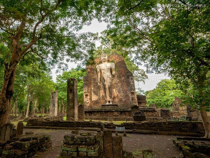 Wat Phra Si Iriyabot, Kamphaeng Phet