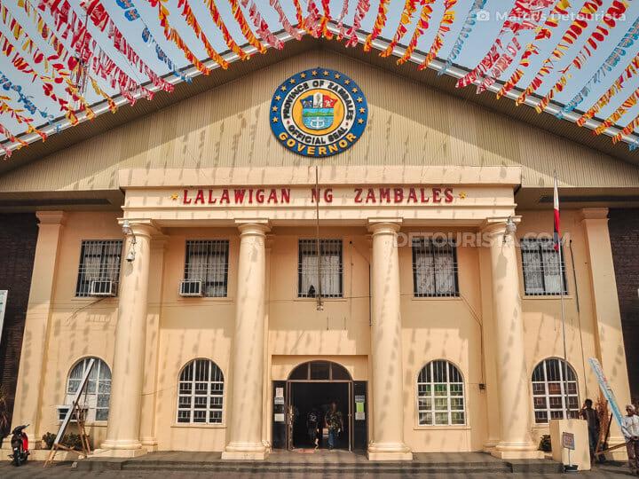 Zambales Provincial Capitol, Zambales