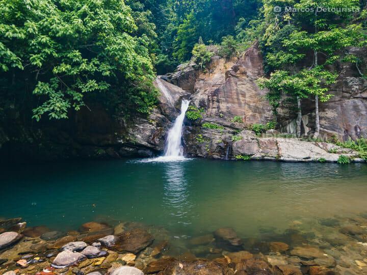 Bila-Bila Falls, Sibuyan Island, Romblon