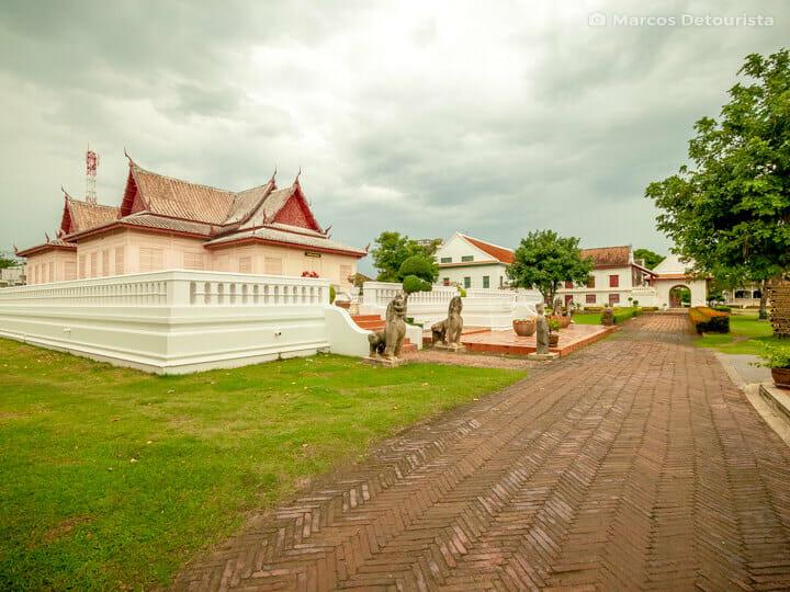 Chantharakasem National Museum, Ayutthaya