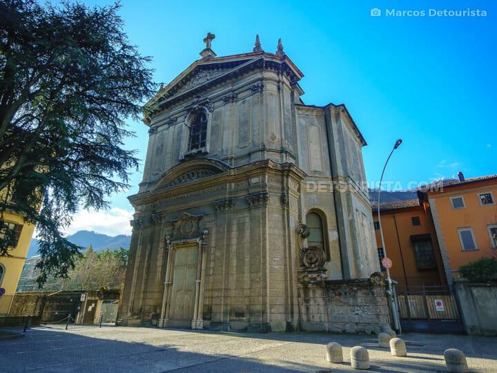 Chiesa di Santa Maria di Loreto in Como, Lombardy, Italy