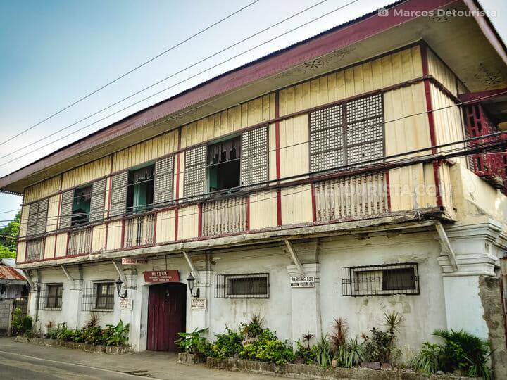 Crisologo Museum in Vigan, Ilocos Sur, Philippines