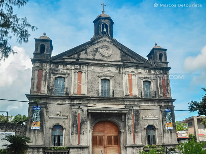 Goa Church, Camarines Sur
