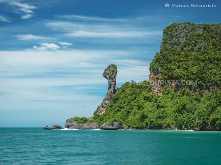 Ko Kai (Chicken Island), Krabi
