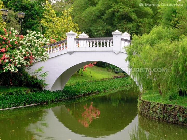 Lake Gardens in Kuala Lumpur, Malaysia