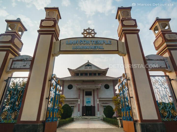 Linh Son Temple, Lumbini