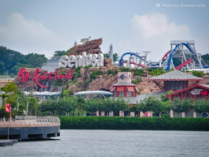 ResortsWorld Sentosa, Singapore
