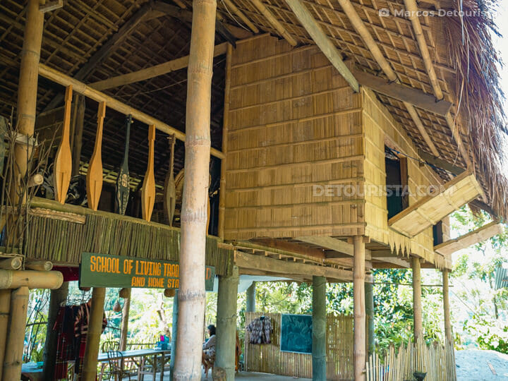 School of Living Traditions (SLT) & Homestay, in Lake Sebu, South Cotabato, Philippines