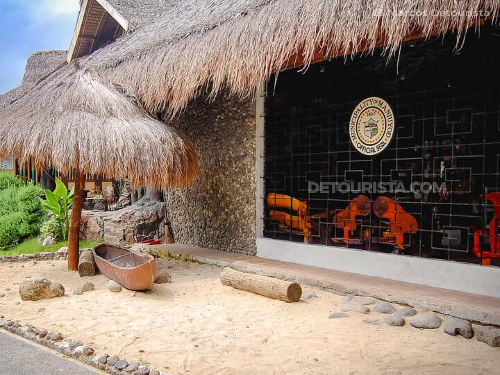 Sidlakang Negros Village in Dumaguete City, Negros Oriental, Phi