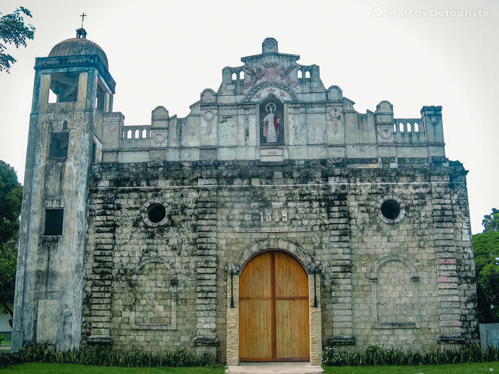 Tangadan Church, Aklan