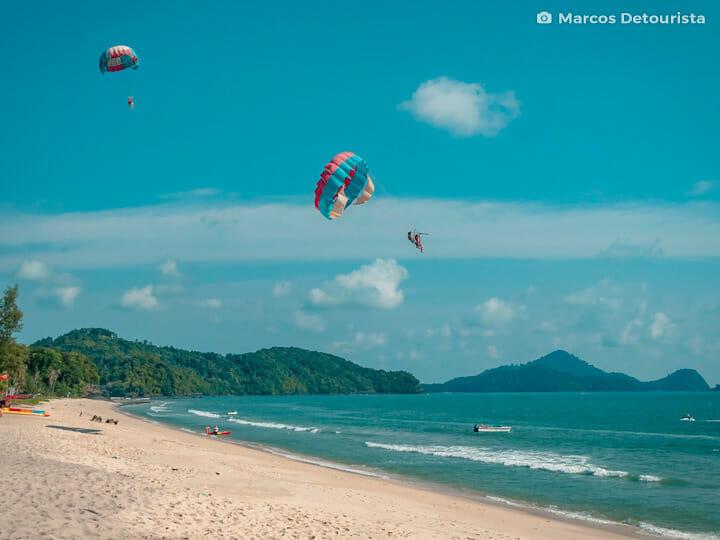 Tengah Beach, Langkawi