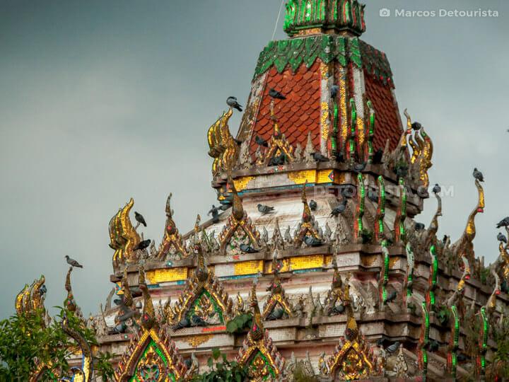 Wat Sadej in Kamphaeng Phet, Thailand
