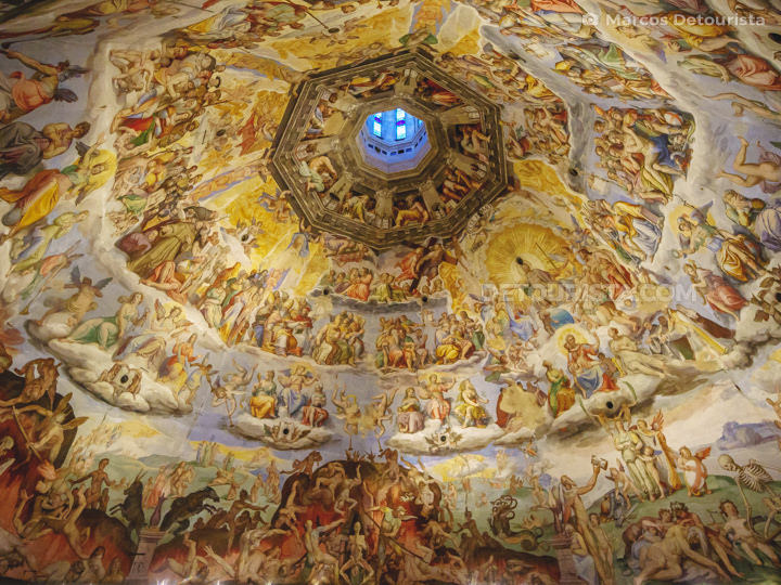 Brunelleschi's Dome of Florence Cathedral