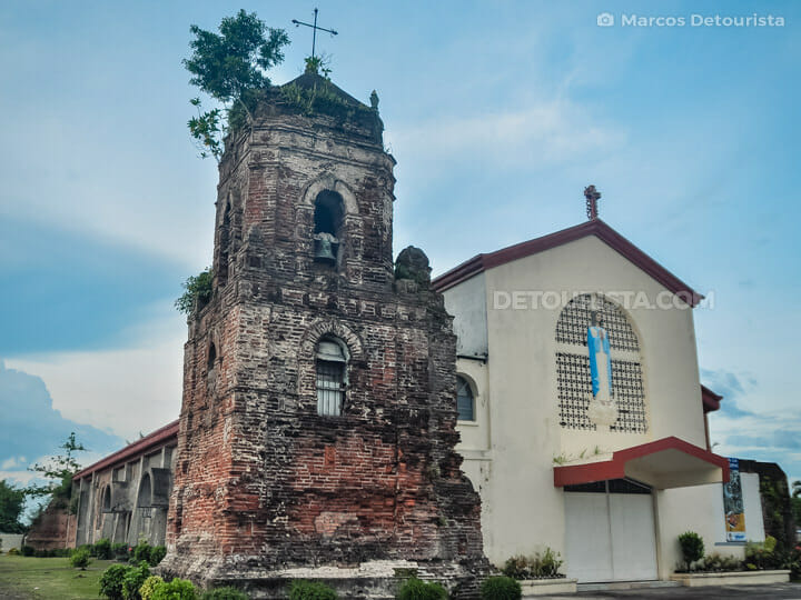 Canaman Church, Camarines Sur