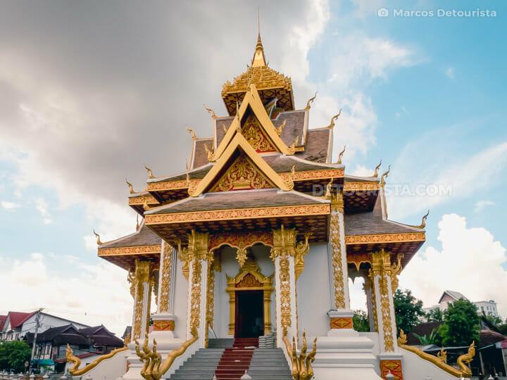 City Pillar Shrine, Vientiane