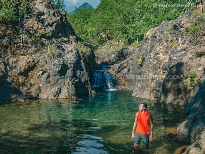 Dagubdob Falls, Sibuyan Island, Romblon
