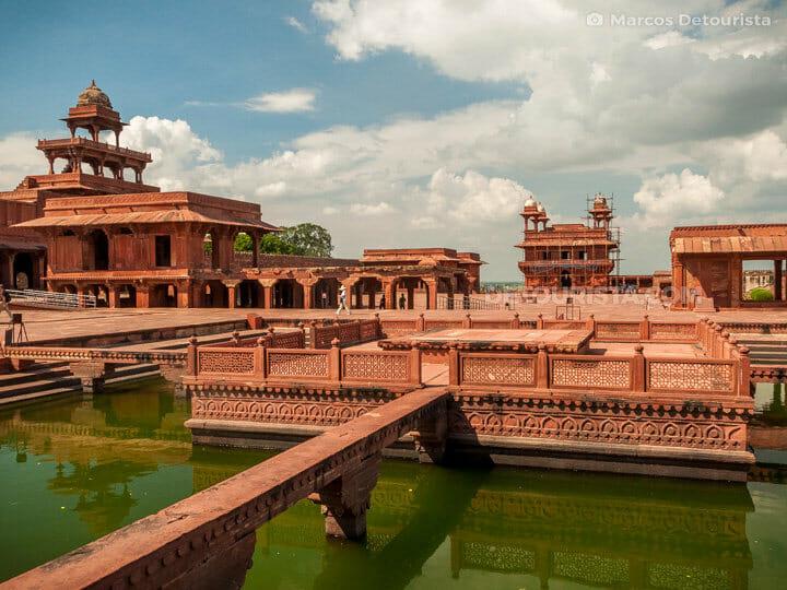 Fatehpur Sikri Palace near Agra