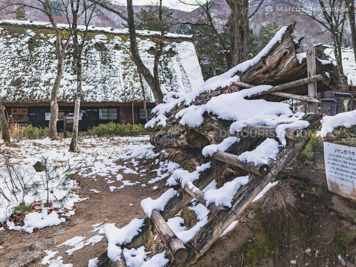 Gasshozukuri Minkaen Outdoor Museum, Shirakawa-go