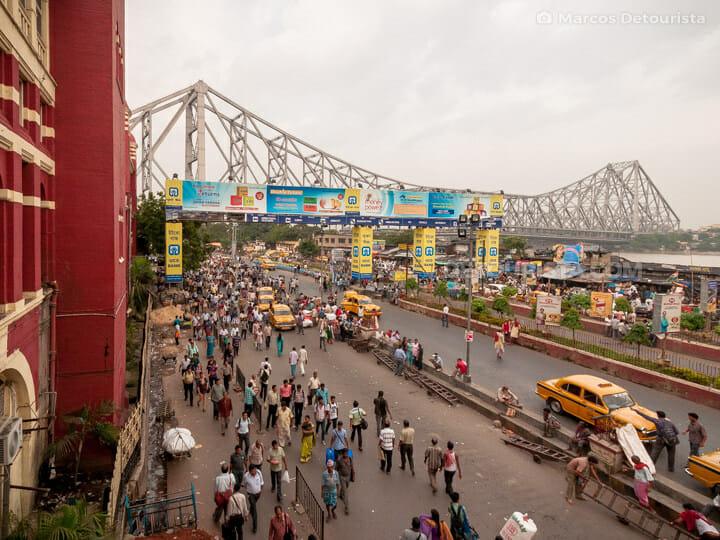 Howrah Railway Station, Kolkata