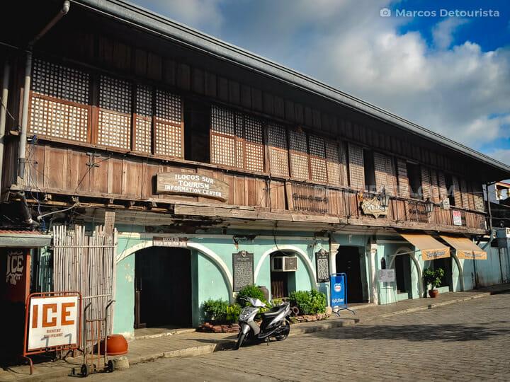 Leona Florentino House in Vigan, Ilocos Sur, Philippines