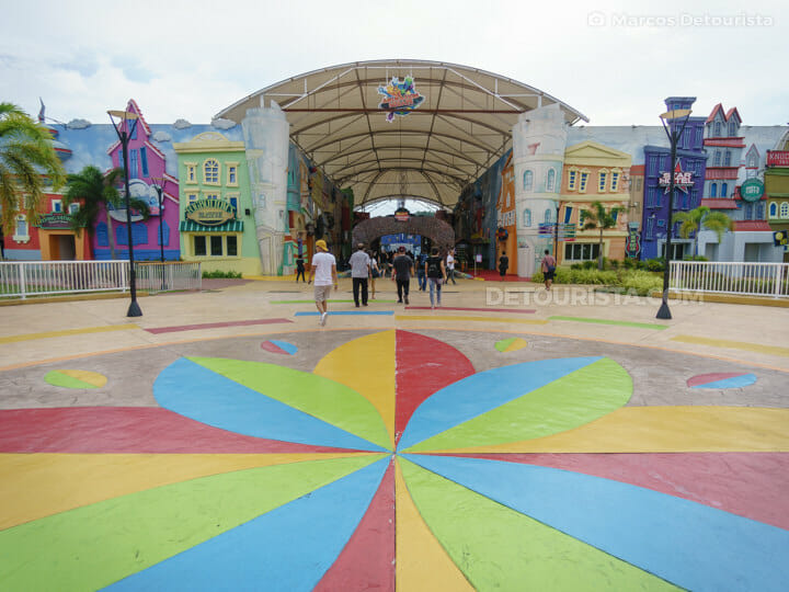 MAPS Theme Park, in Ipoh, Malaysia