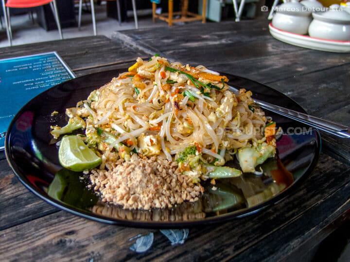 Pad Thai in Chiang Mai, Thailand