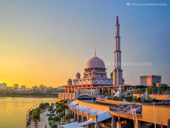 Putra Pink Mosque