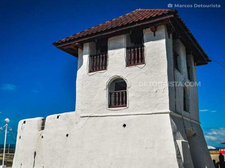 San Diego Watchtower, Gumaca