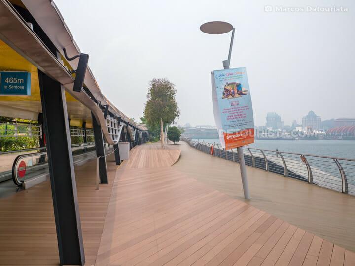 Sentosa Boardwalk