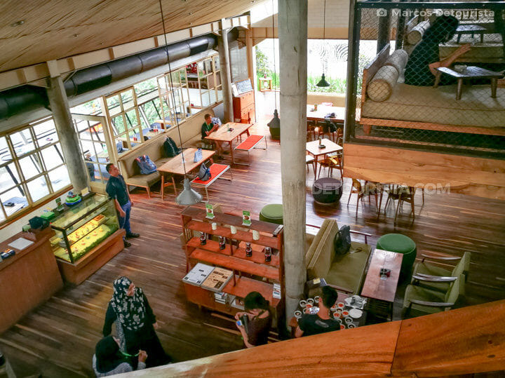 Vanilla Kitchen, Bandung