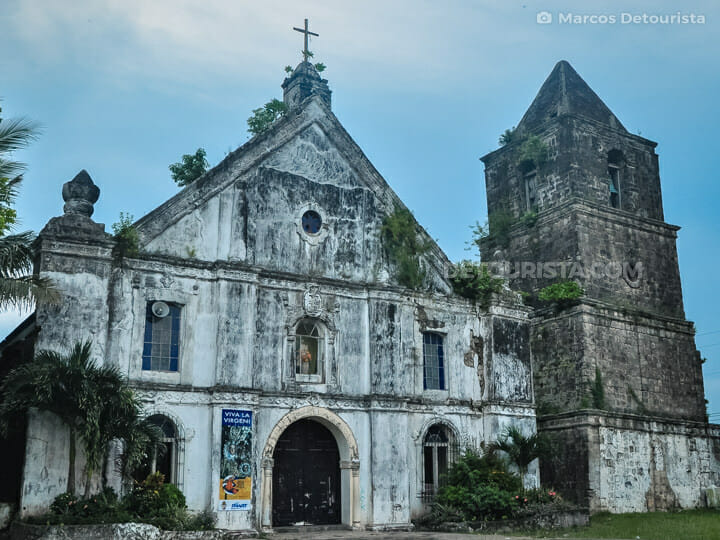 Bombon Church, Camarines Sur