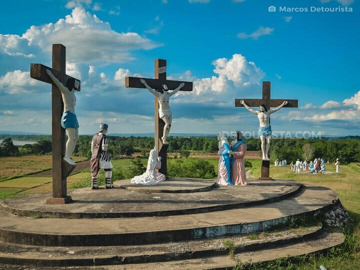 Iguig Church & Calvary Hills, Cagayan Province