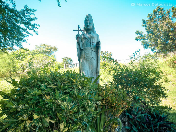 Madonna of Japan in Tacloban City, Leyte, Philippines