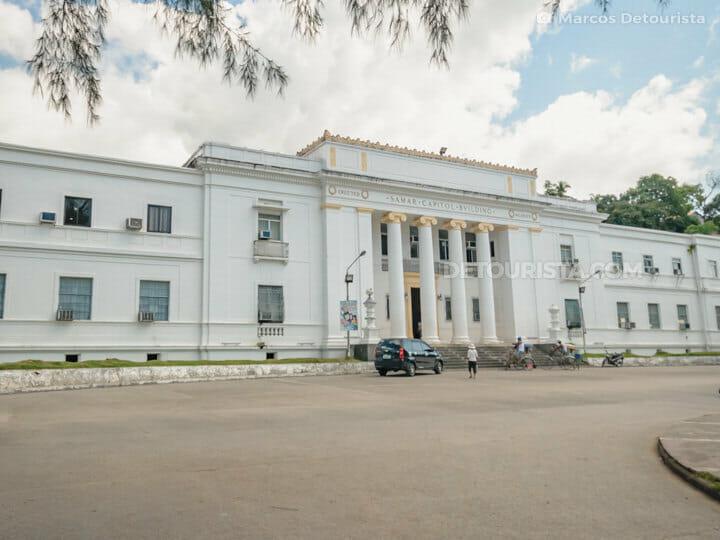 Samar Provincial Capitol, Catbalogan City